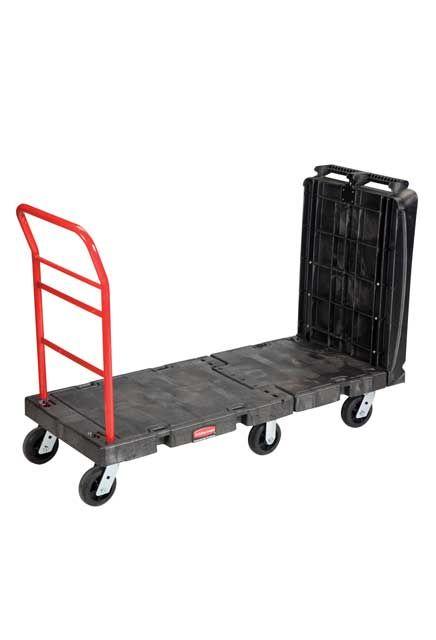 Convertible Handling Truck 1000 lbs: Convertible Handling Truck with 2 platform
