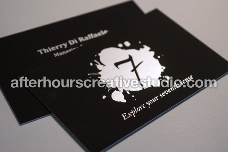 9 best business cards images on pinterest business card design these business cards are printed full color on high quality thick coated art reheart Gallery