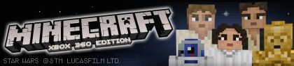 Star Wars Classic Skin Pack available now for Minecraft on Xbox 360 and Xbox One