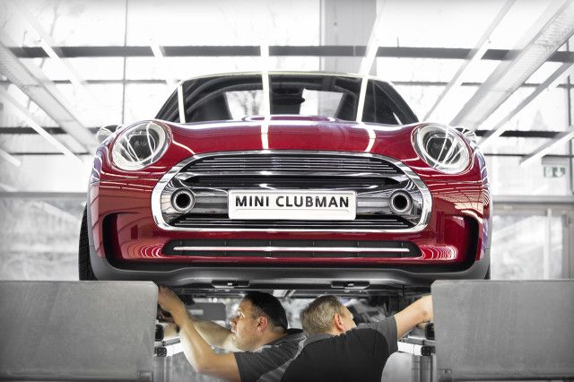 The MINI Clubman Concept