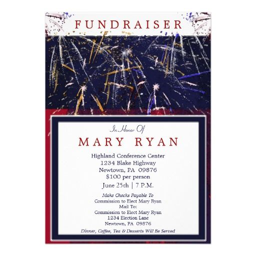 Best Fundraiser Invites Images On   Fundraisers