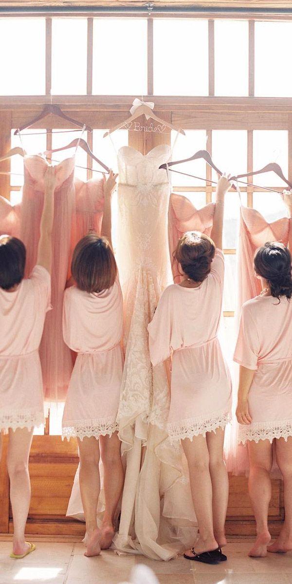 Pre-Wedding Shots: Hanging Wedding Dress ❤ See more: http://www.weddingforward.com/hanging-wedding-dress/ #wedding #hanging #dress
