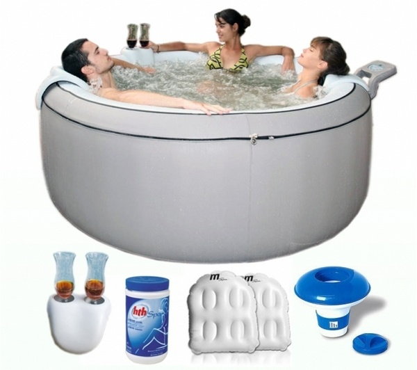 25 best accessoire spa gonflable ideas on pinterest - Accessoire spa gonflable ...