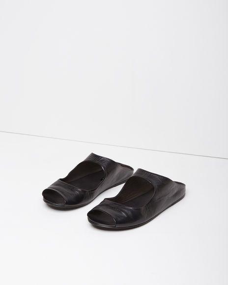 Marsèll | Cutout Sandal | La Garçonne