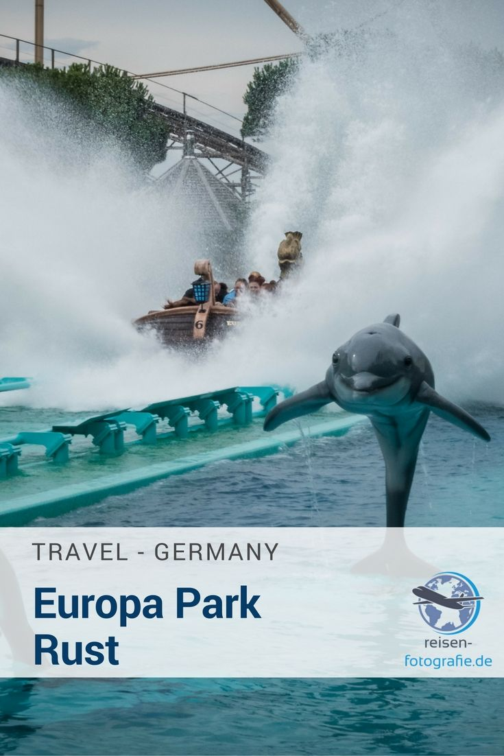Europa Park – Ein Fotospaziergang von Nicht-Achterbahn-Fahrern