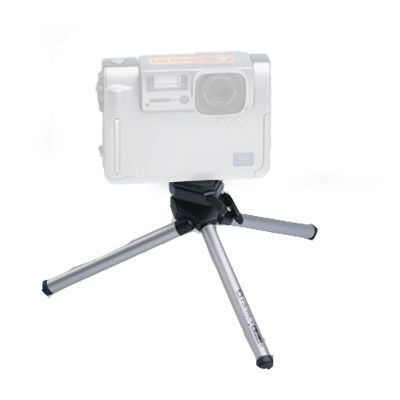Giottos Q-Pod II 1 Section Silver QC1061 Q.Pod - although it is possibly the smallest tripod in the world - is multifunctional, strong and the best choice when traveling. With its rubber tipped legs it stands steadily on any surface and it i http://www.comparestoreprices.co.uk/camera-accessories/giottos-q-pod-ii-1-section-silver-qc1061.asp