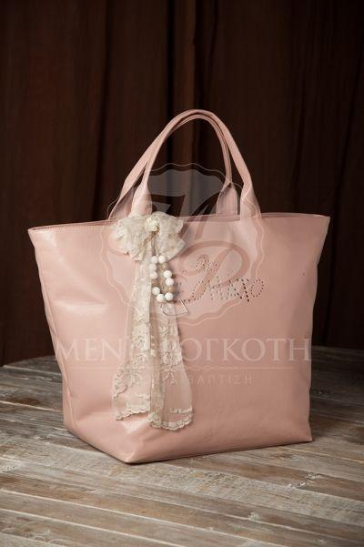 Τσάντα βάπτισης για κορίτσι ΝΕΟΝΑΤΟ