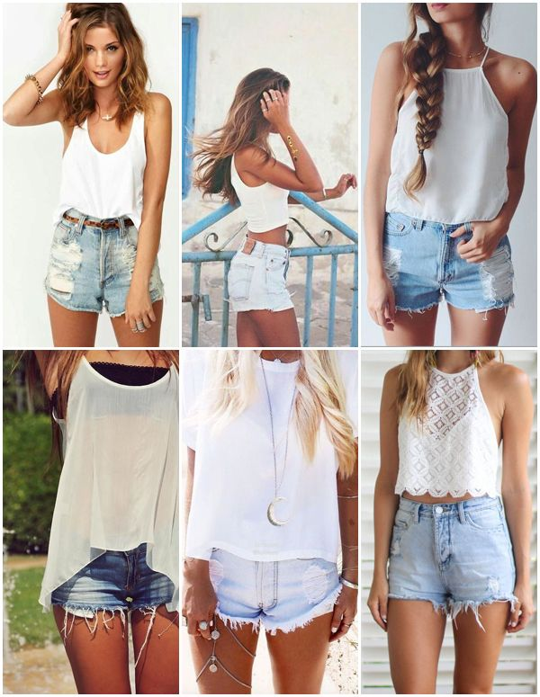 Looks para ir de la playa al chiringuito sin pasar por casa .  #looks #summerlooks #beachlooks