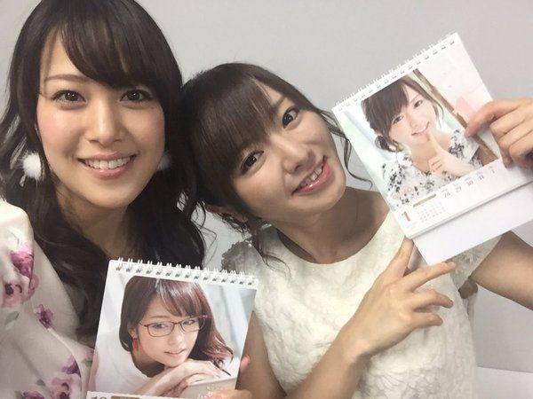 Reina Sumi & Asami Konno