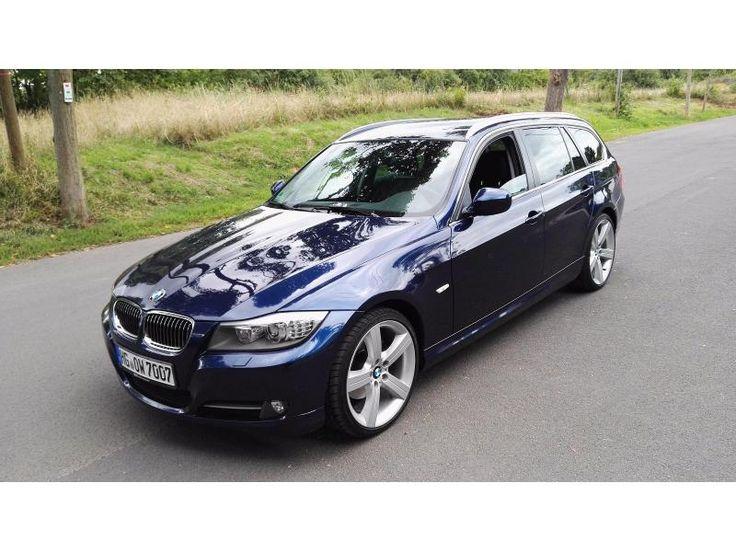 #BMW 320d DPF Touring Aut.