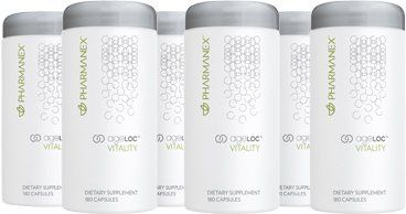 Nu Skin ageLOC Vitality 6 pack ** To view further for this item, visit the image link.