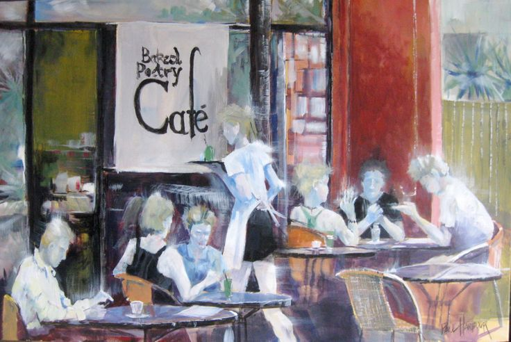 Baked Poetry Café in Peregian Beach, QLD