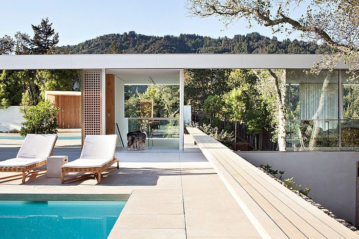 Turner Residence / Jensen Architects