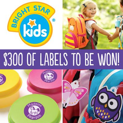 Share and WIN with Bright Star Kids and Stay at Home Mum