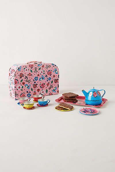 Anthropologie - Petite Tea Set