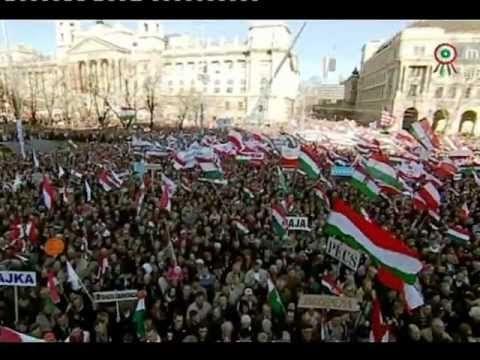 Nemzeti Dal (2012. március 15.) -Petőfi Sándor, Tolcsvay László, Előadók: Tóth Gabi, Dolhai Attila, Kökény Attila