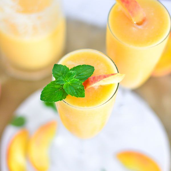 thirsty thursdays peach coolers peach margarita thirsty thursday ...