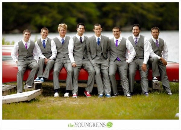 10 Stylish and Trendy Groomsmen Outfit Ideas - possible groomsman style