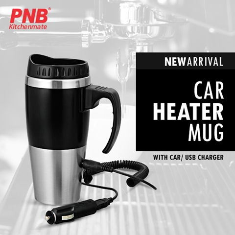 Be it home, office or car, this #CarHeaterMug allows you to keep your beverage hot for long period of time everywhere. Shop it now from your nearest distributors. #kitchenset #kitchendesign #kitchen #kitchenremodel #car #cars #TravelMug #hot🔥 #heaters #mykitchen #mykitchenrules #new #best #bestmodel #newarrival