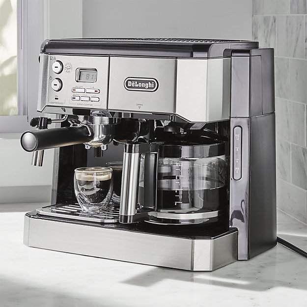 De Longhi Delonghi Combination Coffee Espresso Machine Cappuccino Machine Espresso Machine Coffee Machine
