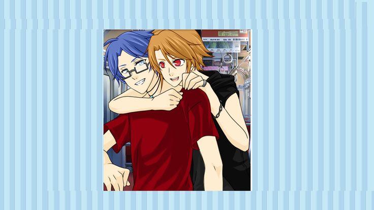 Iori Nogi and Ichigo Hyuga