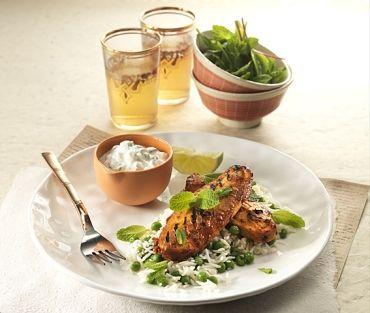 Quorn Recipes perfect for Slimming World TANDOORI FILLETS ...