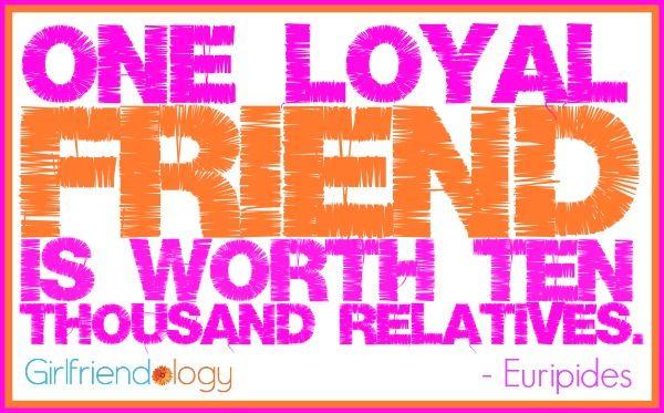 A True Friend is Worth ...   Girlfriends vs. Feeling 'Unfriendable' http://girlfriendology.com/11592/a-true-friend-is-worth-girlfriends-vs-feeling-unfriendable/