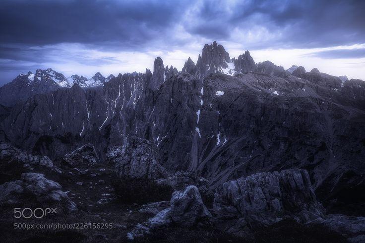 On the Rocks (Daniel F. / Rosenheim / Germany) #NIKON D810 #landscape #photo #nature