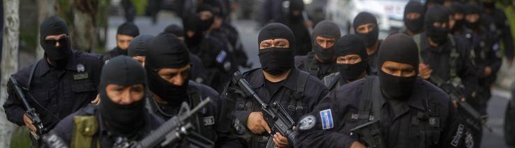 El Salvador Is Creating a Special Military Unit to Hunt Gang Members