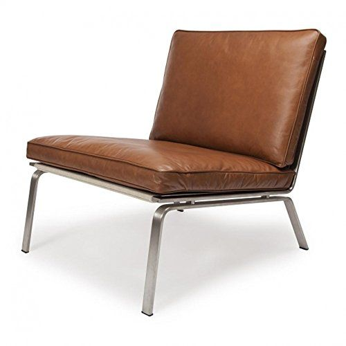 NORR 11 Man Lounge Chair Sessel, cognac braun gebürstet Leder Jetzt bestellen unter: http://www.woonio.de/p/norr-11-man-lounge-chair-sessel-cognac-braun-gebuerstet-leder/