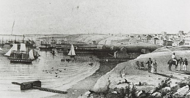 Geelong 1851: Pirates and a massive gold haul
