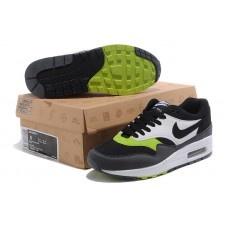 sale retailer faf60 b226b Hommes Nike Air Max 87 Noir Gris Vert