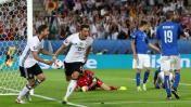 Eurocopa 2016: Tristeza y desolación de Italia luego de la derrota