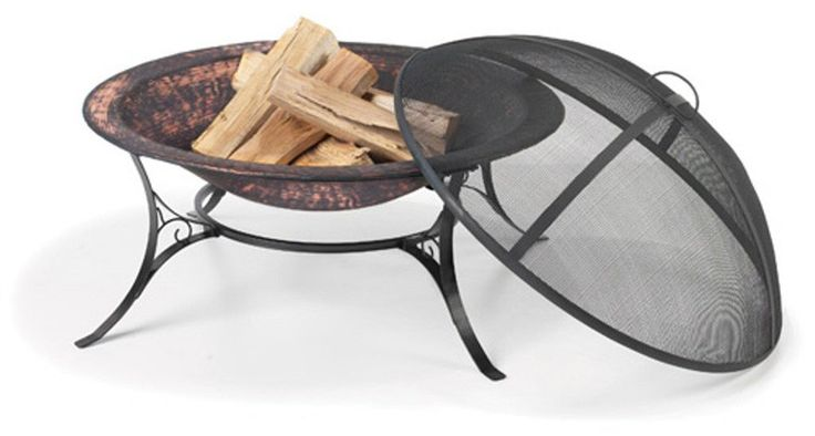 Good directions inc fp2 30 medium fire pit withspark