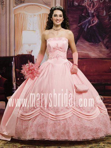 17 Best ideas about Light Pink Quinceanera Dresses on Pinterest ...