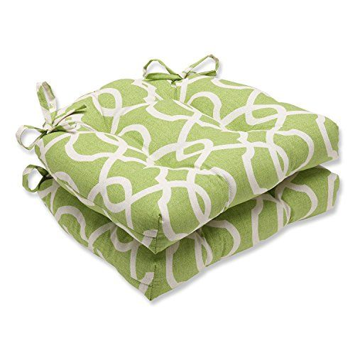 Special Offers - Set of 2 Green Apple Victorian Reversible Indoor Chair Cushion 16 - In stock & Free Shipping. You can save more money! Check It (January 27 2017 at 09:15AM) >> https://gardenbenchusa.net/set-of-2-green-apple-victorian-reversible-indoor-chair-cushion-16/
