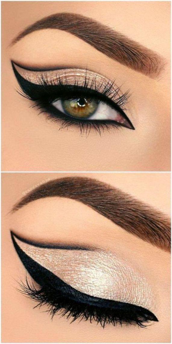 Smokey Eye Makeup Ideas 1935