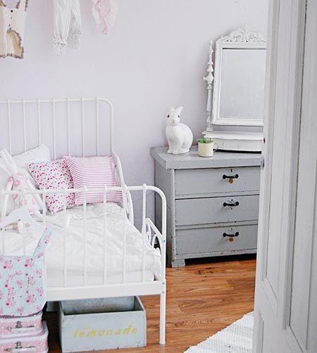 Habitaciones infantiles vintage habitaciones infantiles - Habitaciones pintadas infantiles ...