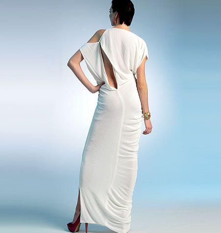 V1305 | Misses' Dress | Designer | Vogue Patterns