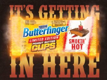 Butterfinger Smokin' Hot Instant Win & Sweepstakes
