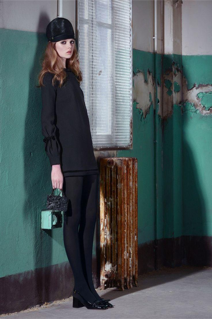 Dsquared2 Prefall 2014-2015 Alikhan - Photographer | Senio Zapruder - Director | Massimo Gamba - Hair Stylist | Helena Komarova - Makeup Artist | Holly Rose Emery - Model