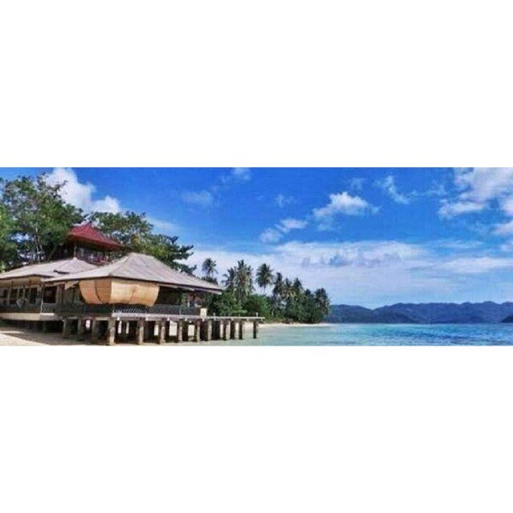 Hallo indonesia Pahawang Beach, Lampung city
