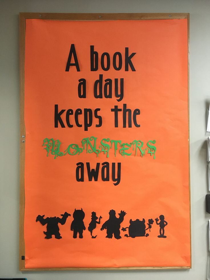 = 17 Best images about Bulletin Boards for Library on