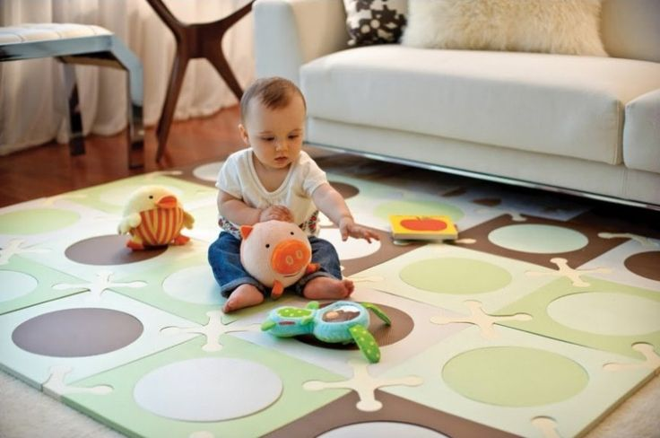 Mata Skip Hop Playspot dla dzieci