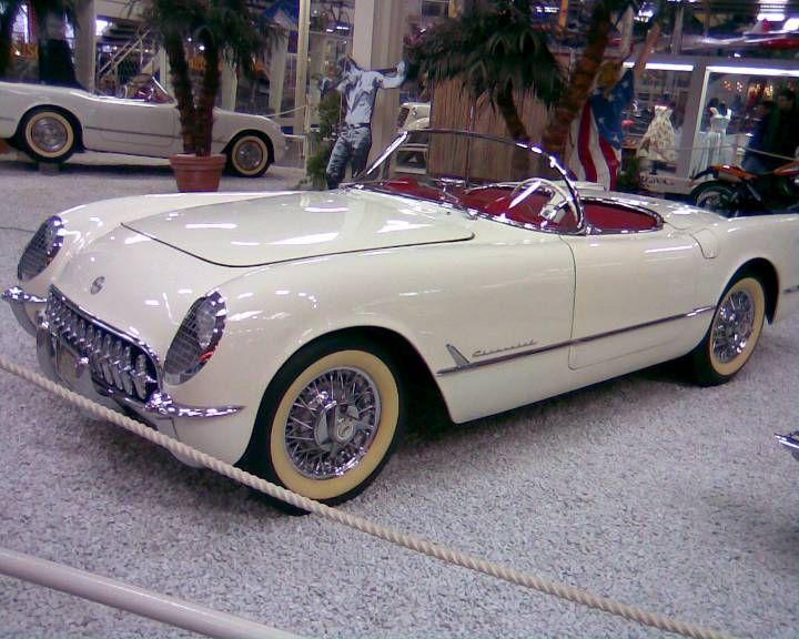 Chevrolet Corvette, Technikmuseum Sinsheim