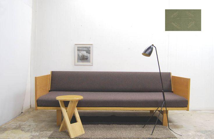【楽天市場】ハンス j ウェグナー チェア GE259 デイベッド オーク 北欧 GETAMA社製:artract