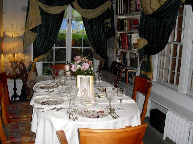 Chillingsworth Restaurant, Brewster, MA