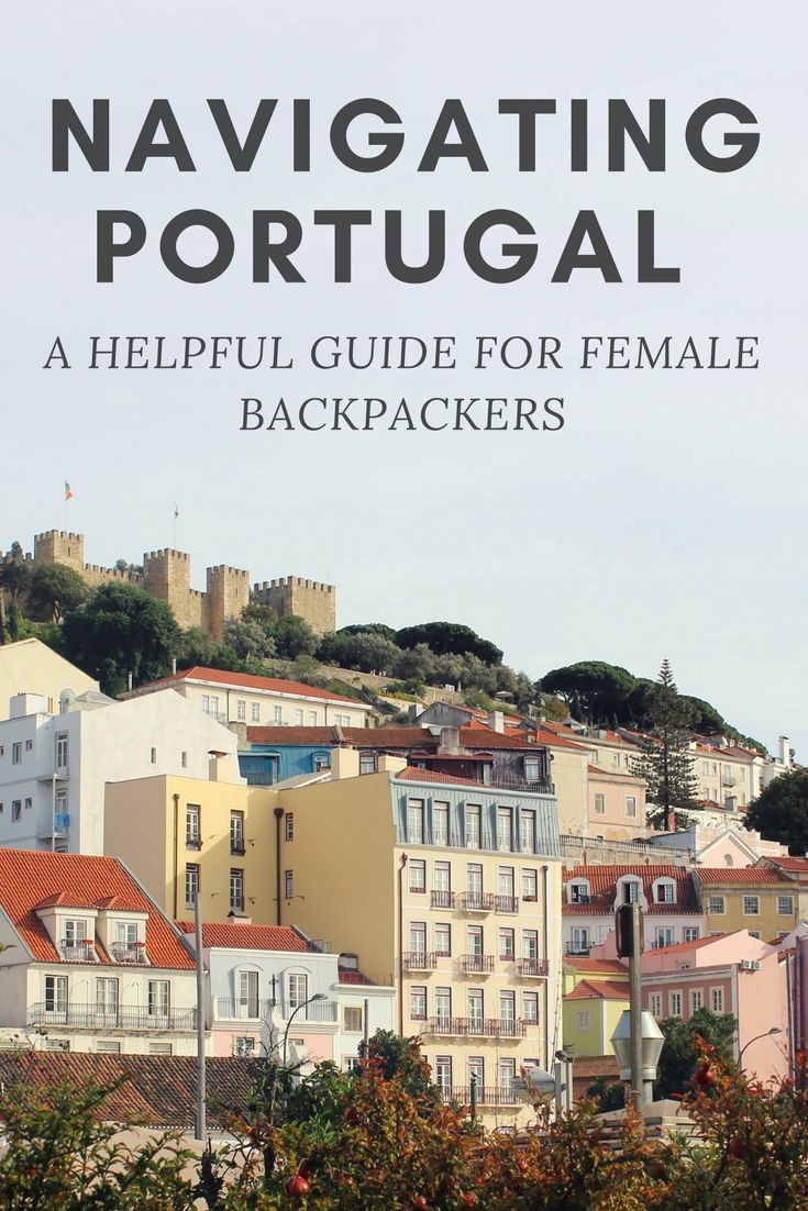 A guide for female travelers going to Portugal or the Azores islands.   #costs #safety #femaletravel #portugal #lgbtqtravel #budgettravel #azores #azoresislands #lisbon #sintra #porto #language