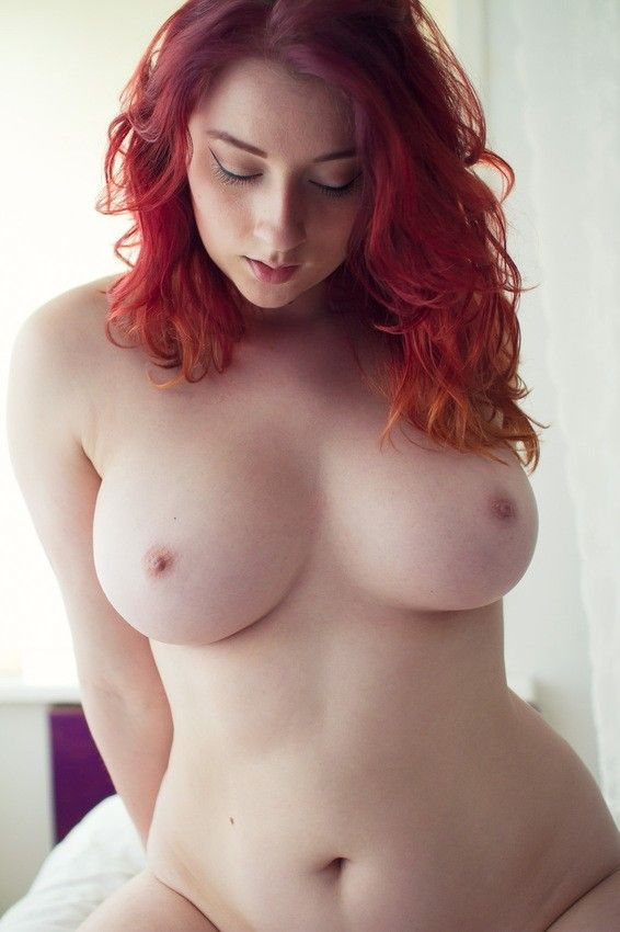 red headed porn