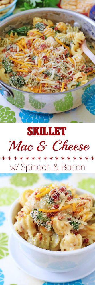 Skillet Mac and Cheese